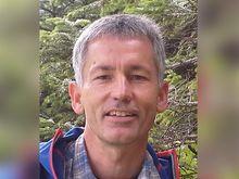 Dr. Norbert Hafner, Vorsitzender des ÖAV Landesverband Steiermark